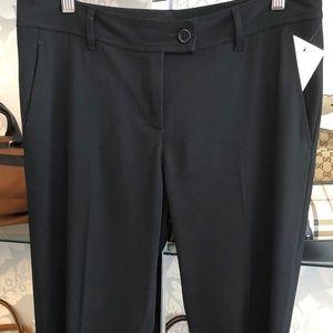 MOSCHINO CHEAP & CHIC Black Straight Leg Pant